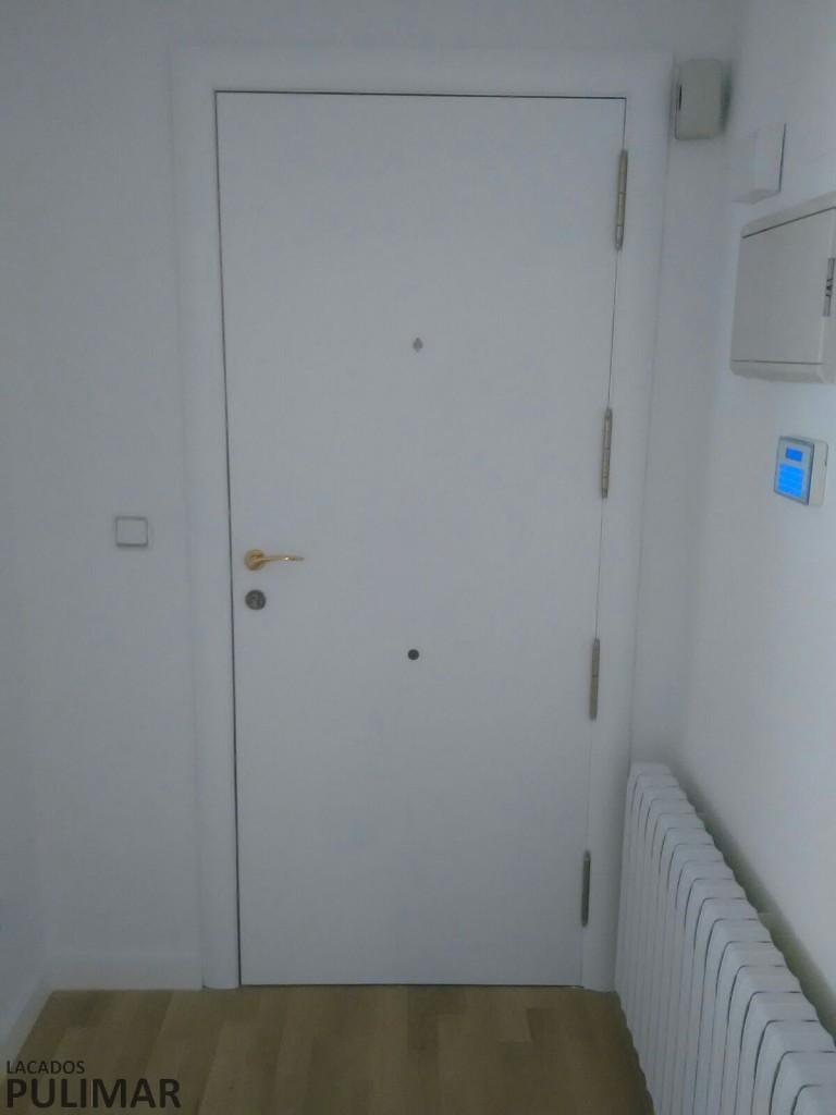 Lacado y barnizado de puertas de interior valencia for Puertas interior valencia
