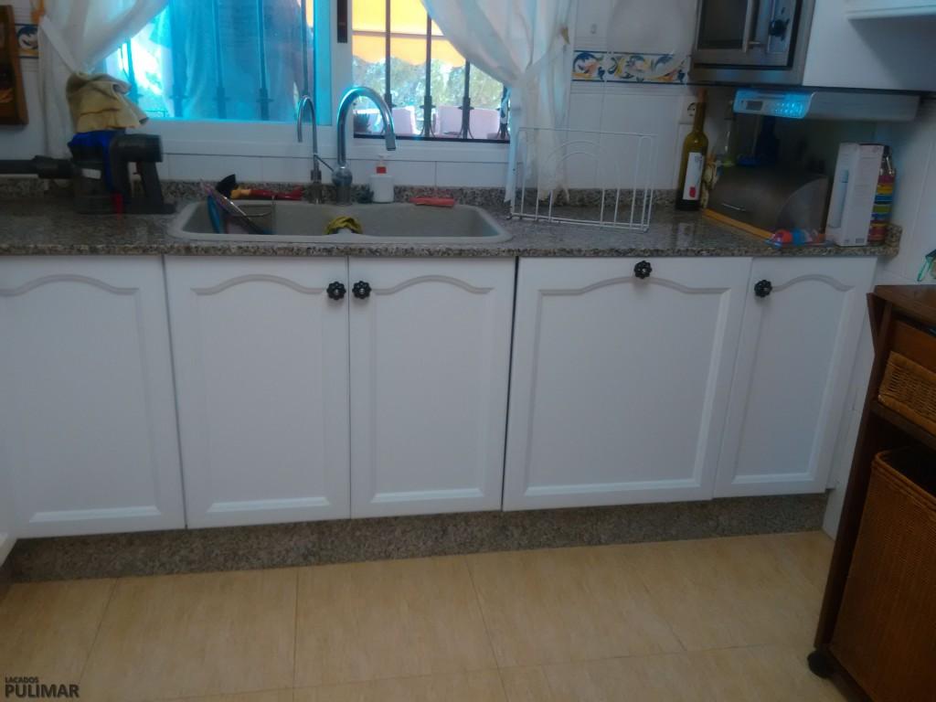 Lacado y barnizado de muebles de cocina valencia - Muebles de cocina en valencia ...
