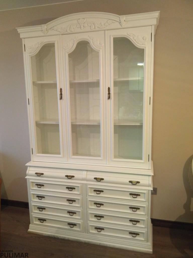 Lacado y barnizado de muebles valencia for Restaurar muebles lacados