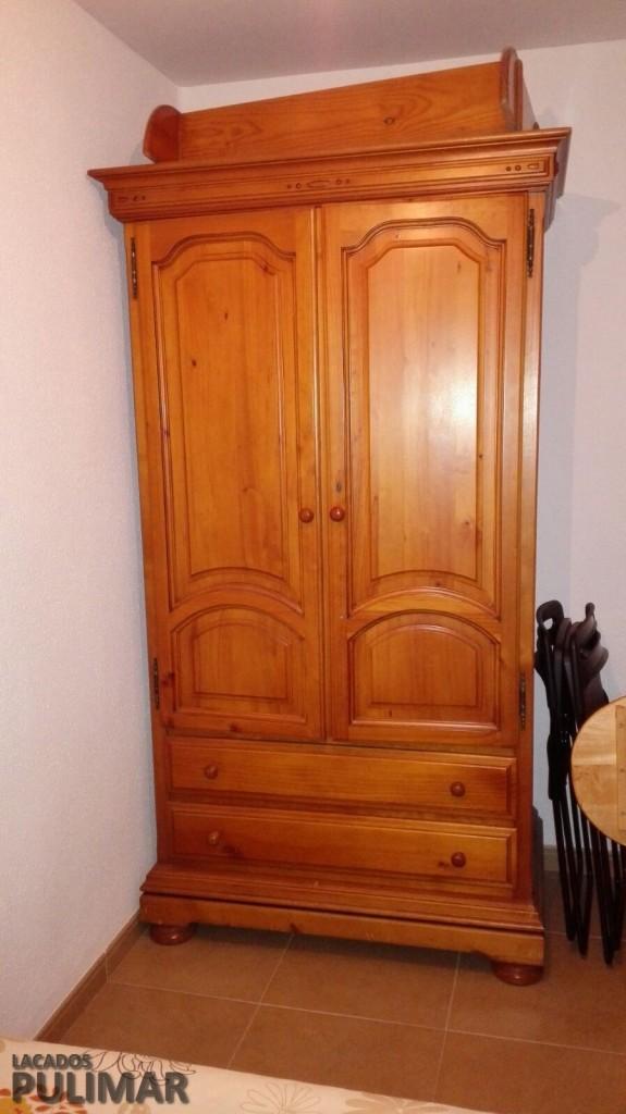 lacado y barnizado de muebles valencia