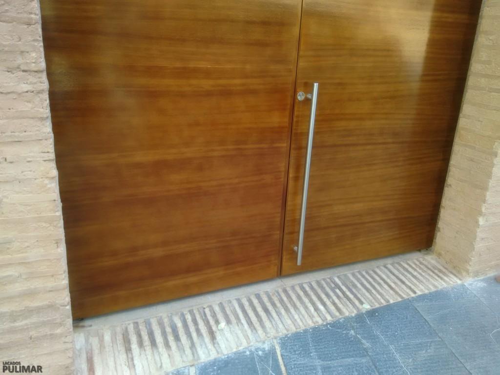 Restaurar puertas de interior top pinta los marcos de for Restaurar puertas de interior